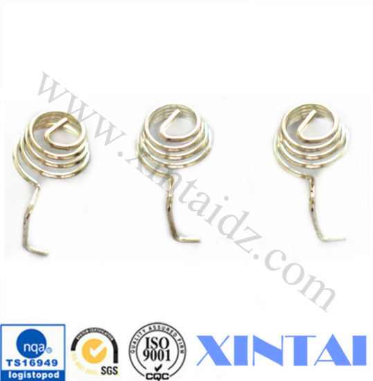 Contact and Conical Battery Spring for Electrical Parts