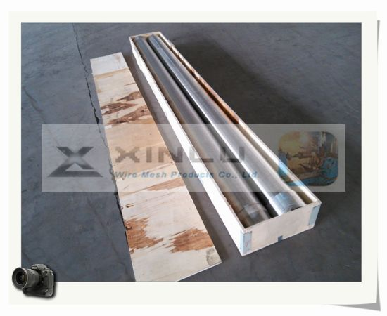 Wedge Profile Wire Screen / Wire Wrapped Screen pictures & photos