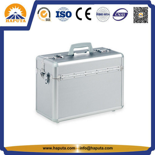 Aluminum Storage Case for Jewelry & Watch (HPL-2005) pictures & photos