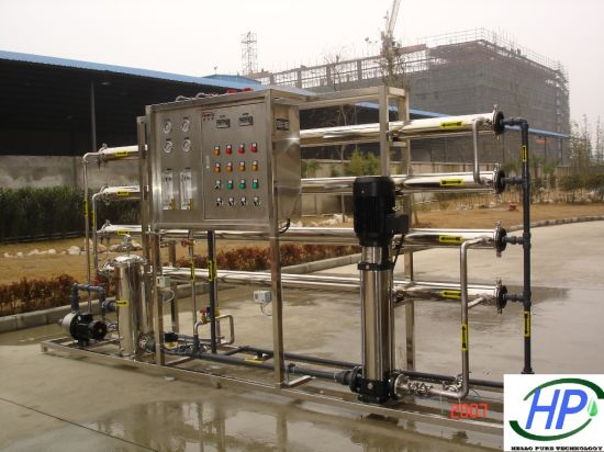 Manufacture of Industrial RO Water Treatment Equipment-18000gpd RO System
