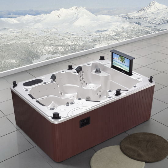 Monalisa 6 People Outdoor SPA Jacuzzi Hot Tub (M 3333)