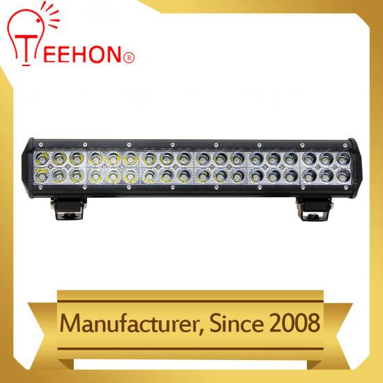 108W Auto LED Offroad Light Bar Accessory