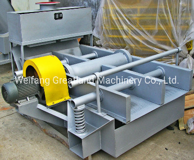 Series Vibration Screen, Screening Equipment for Pulping Paper Making Line