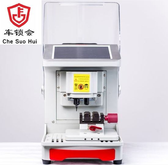 Portable High Security Csh-008 Automatic Key Duplicating Cutting Machine