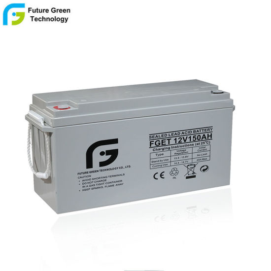 12V200ah Deep Cycle UPS Solar Power Storage Battery