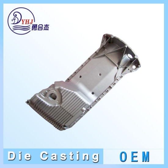 Professional OEM Aluminum Die Casting Spare Parts with Big Size