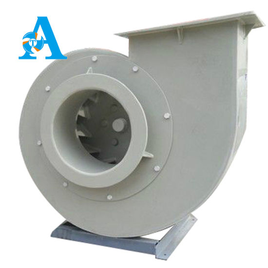 Centrifugal Ventilation Exhaust Fan Plastic Anticorrosive Blower/ FRP/PP/PVC Anti-Corrosion Fan Blower