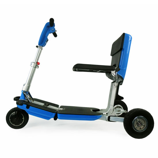 China 3 Wheel Drive Medical Scout Compact Travel Power
