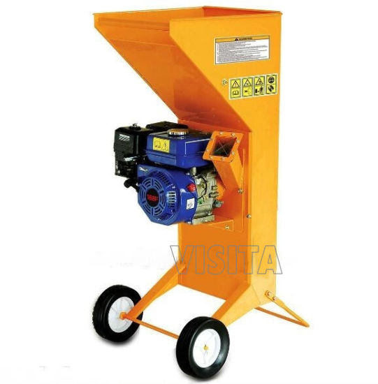Heavy Duty 6.5HP Gasoline Garden Wood Chipper Shredder, Branch Shredder pictures & photos