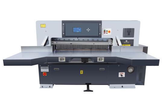 Digital Display Paper Cutting Machine With Double Hydraulic (QZYX1300D)