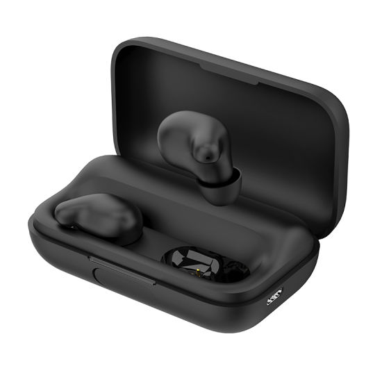 Haylou T15 Tws Wireless Bluetooth Earphone Gaming Mode Headset with Microphone 2200mAh Battery Bt Headphones