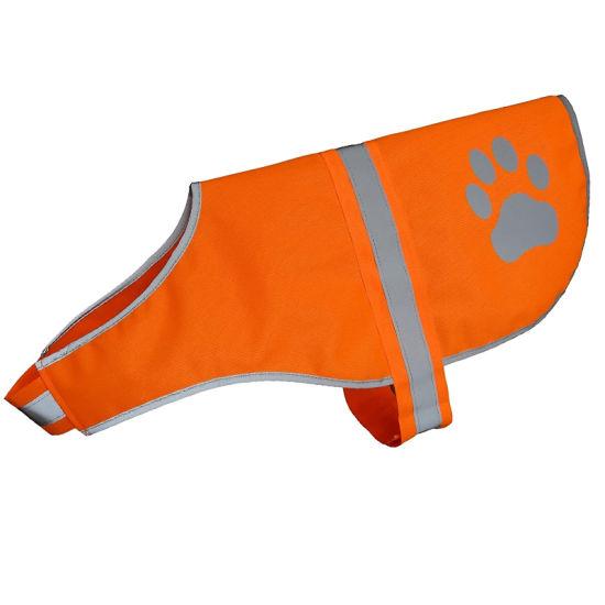 Reflective Safety Dog Vest High Chaleco De Perro Reflectante