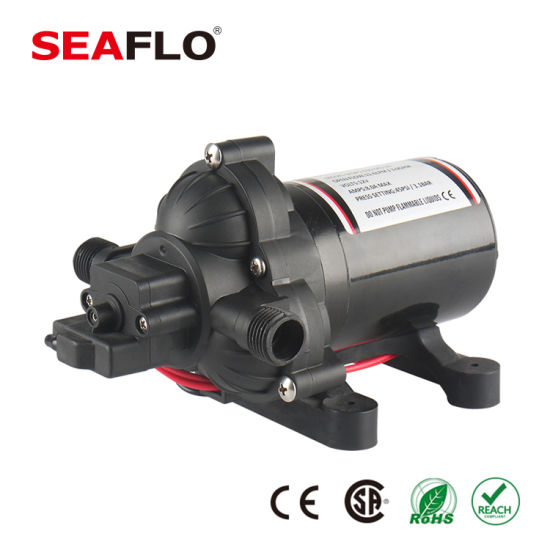 Seaflo 12V 45psi 3.0gpm DC Pressure Small Garden Water Pump pictures & photos