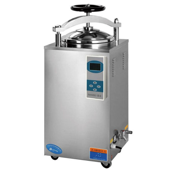 Nb-35HD 35L Vertical Pressure Steam Sterilizer Autoclave
