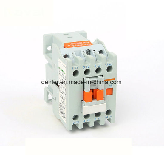 Three Phase High Quality 24V Electricalcoil Contactor