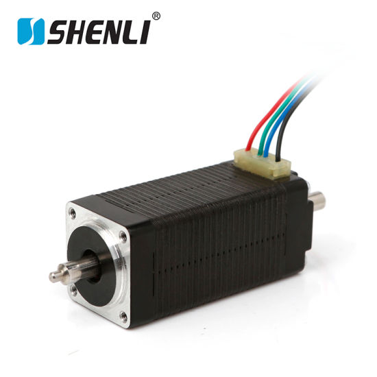 IP54 Durable DC NEMA 8 Micro Stepper Motor with High Efficiency pictures & photos
