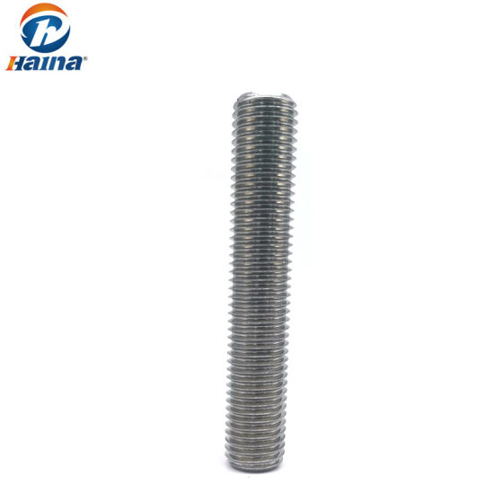 B8 Cl1stainless Steel SS304 /316 Double Threaded Rod Bolts