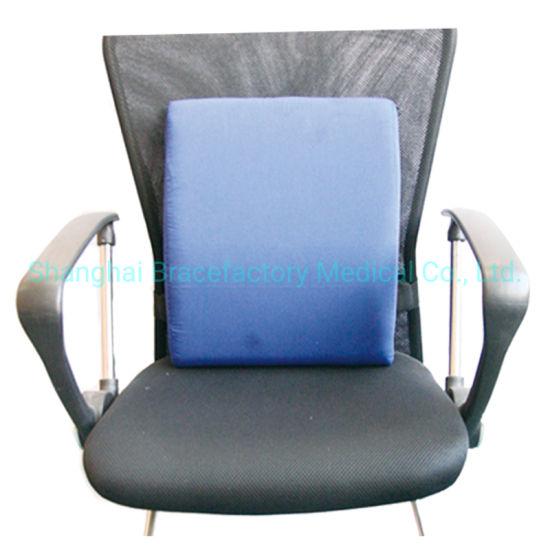 Memory Foam Lumbar Back Pillow Support