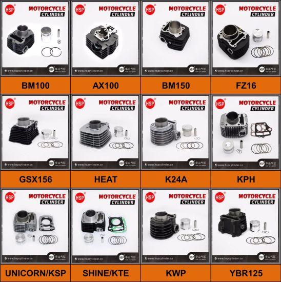 INDIAN Motorcycle Parts BAJAJ100 CT100 DISCOVER112 BM100 DISCOVER100 Motorcycle Engine Cylinder Block Kit