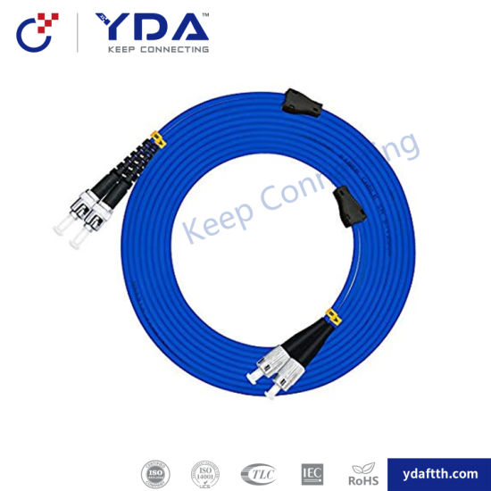FTTH China Supplier High Quality Customized Indoor FC Fiber Optic Patch Cord