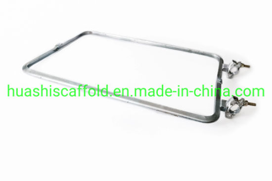 Scaffolding Material New Sign Board Frame