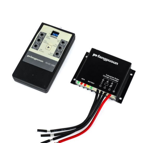 Fangpusun Solsum 7.7e IP68 Solar Charge Controller 7A 12V 24V PWM Solar Panel Controller