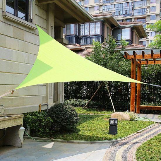 Sun Shade Sail for Roof, Courtyard, Windows, Balcony, Carport, Swimming Pool, Sun Room, Villa, Parking Lot, Amusement Park, Warehouse, etc