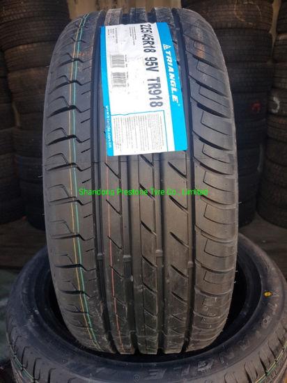 Triangle Brand Passenger Tires for Car PCR 175/70r13 185/65r14 185r14c 195r14c 195/65r15 205/55r16 215/45r17 225/45r17