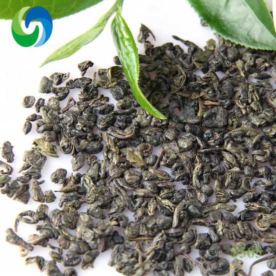 China Tea Gunpowder Green Tea 3503 3505