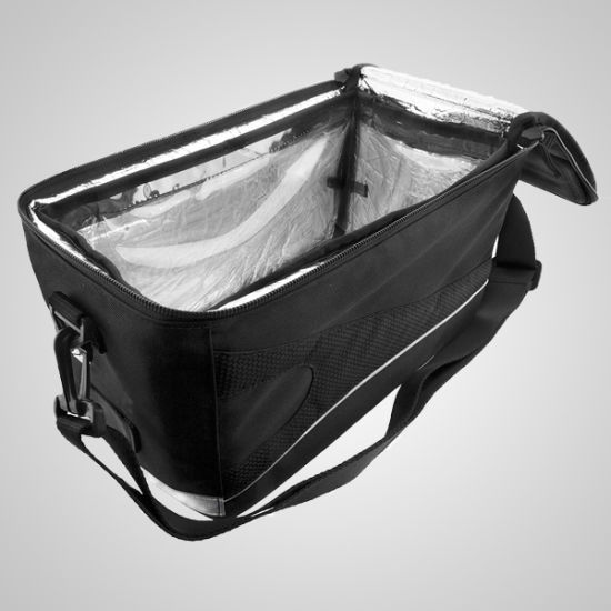 Insulated Bicycle Trunk Cooler Bag
