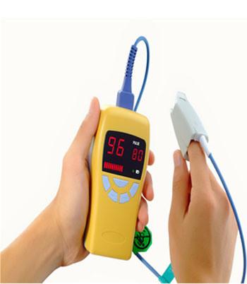 Biobase Medical Hospital Pulse Oximeter Handheld Home Use Portable Finger Pulse Oximeter Price