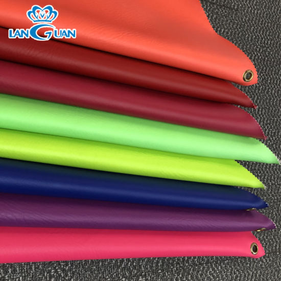 Multi-Color PVC Artificial Synthetic Leather for Furniture & Bags & Shoes & Cars