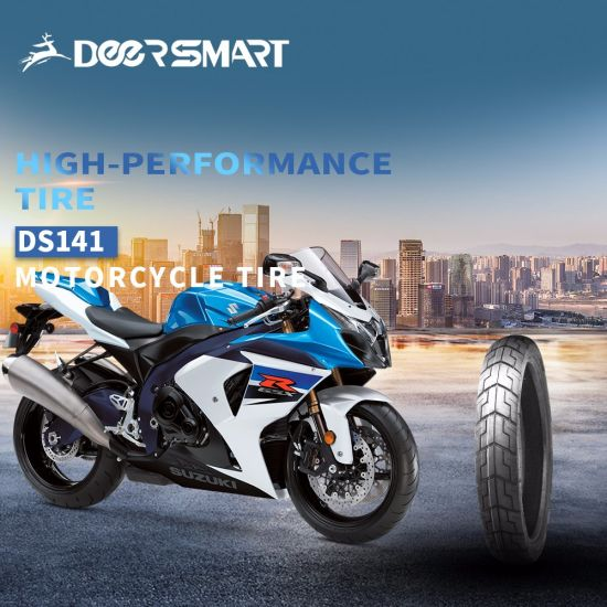 20 Year ISO9001 Factory. Best Selling Popular Patterns Motorcycle/Motorbike/Motocross Tires/Tyres Two Wheeler Tires in South America Ds141 90/90-18