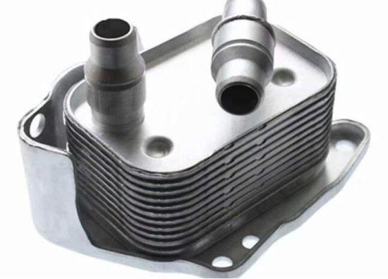 China For Bmw E46 E60 E81 E87 E90 316i 318i 318ci 318ti X3 Engine Oil Cooler China Oil Cooler Auto Parts