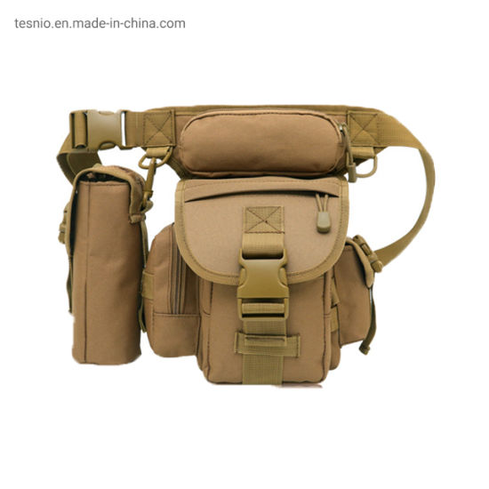 Multiple Use Drop Leg Waist Pouch Carrier Pack Tactical Bag with High Quality
