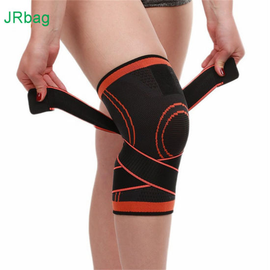 Comfortable Breathable Neoprene Knee Patella Support for Gym