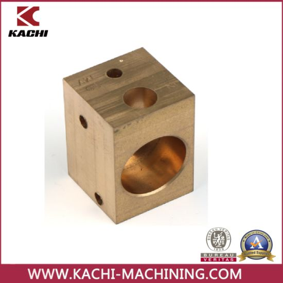 Stainless Semiconductor Kachi CNC Tools Part Machining Parts