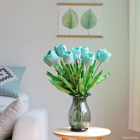 New Design Best Selling 2019 New Soap Luxury Wedding Bouquet Tulip