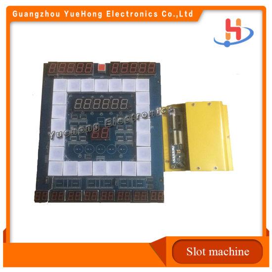 Hot-Selling Metro Mario Fruit King Gambling Machine PCB Board/Mario Slot Machine Metro PCB Motherboard