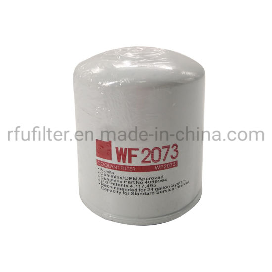Wf2126 Water Filter for Fleetguard Engine-Auto Parts in High Quality pictures & photos