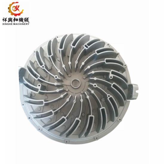 OEM Die Cast Aluminum Foundry Auto Parts Service Customized ADC12 Aluminum Zinc Pressure Die Casting
