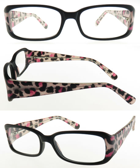 Rectangle High Quality Acetate Ready Stock Frame