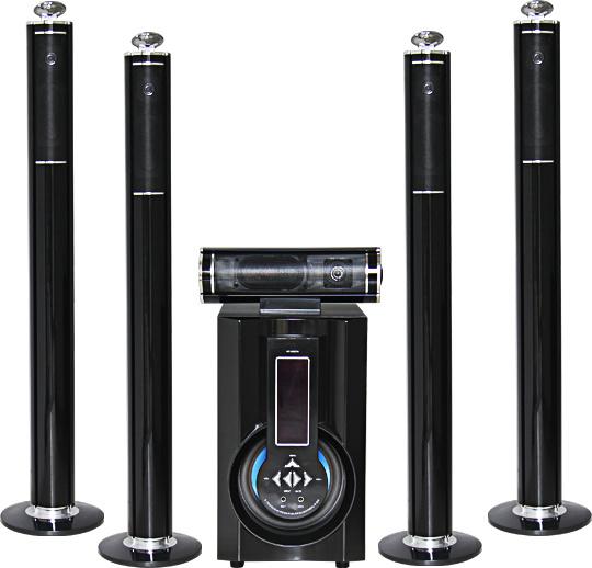 5.1 CH Multimedia Professional Bluetooth Speaker