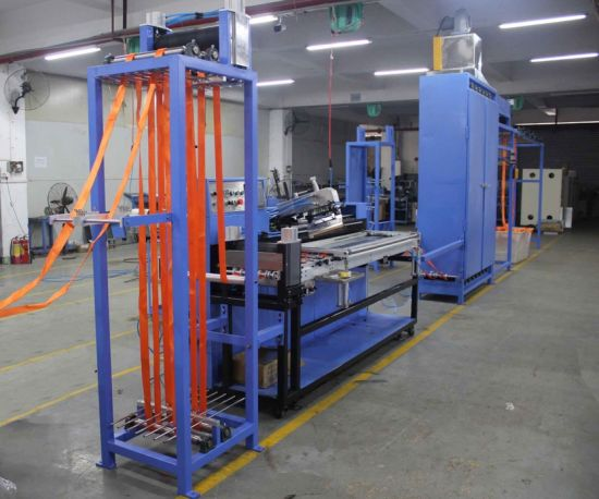 Lashing Strap Screen Printing Machine with Big Production Capacity. pictures & photos