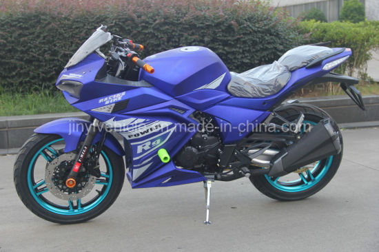 250cc Racing Bike C2 Blue Motorcycle with Charming Color pictures & photos