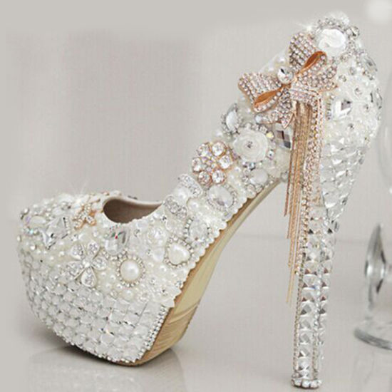 291ba5007 China Party Dresses Elegant Stilettos Girls Ladies Women High Heel ...