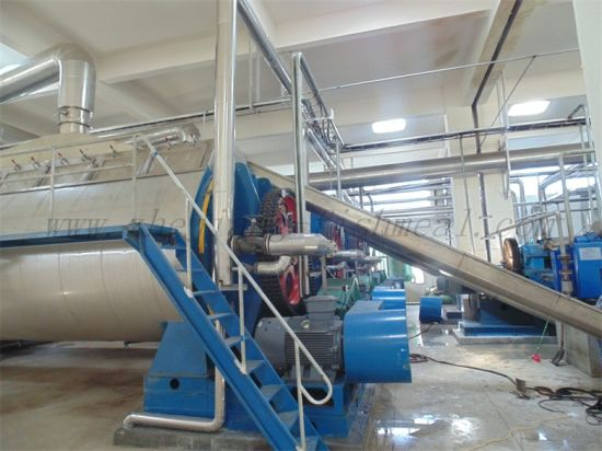 Automatic Fishmeal Production Line with Ce ISO Certification pictures & photos