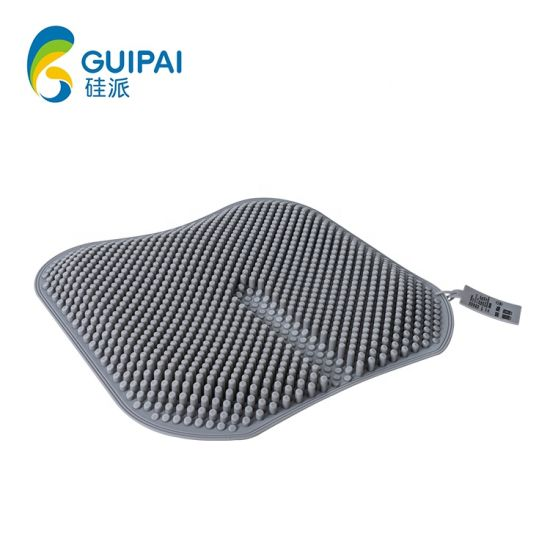 Comfortable Silicone Massage U Shape Car Seat Cushion Home Seat Cushion Cover