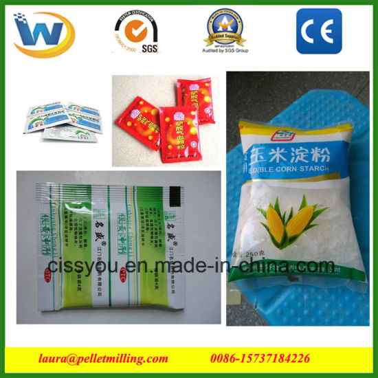 Automatic Powder Packing Snack Food Sachet Packaging Machine pictures & photos