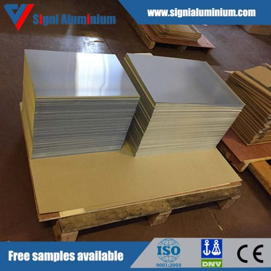 Aluminium CTP Lithographic Sheet for Printing (CTCP) (1060, 1235, 1A25)